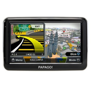 PAPAGO! X5 is Now on your Android 2.x! The superior navigation